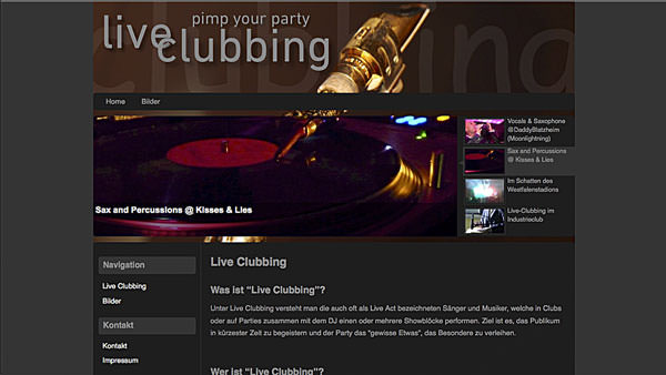 Liveclubbing-Screenshot