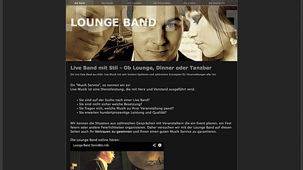 Lounge-band-Screenshot