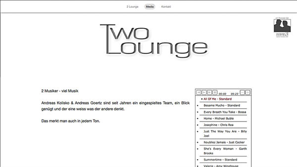 Twolounge-Screenshot